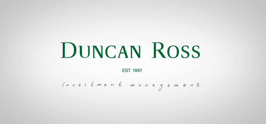 Duncan Ross - Investment Management Since 1987